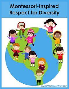 education activities, multicultur educ, multicultural classroom, divers, children, learn, montessoriinspir respect, teach, kid