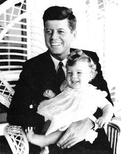 JFK & Caroline.
