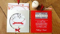faire-part-mariage-pacs-original-pochette-papier-découpé www.sweetpaper-fairepart.fr