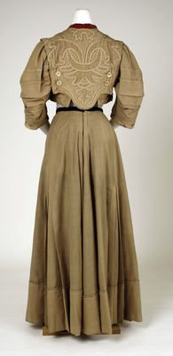 Raudnitz and Co. - Huet and Chéruit (French)  Suit - ca. 1905