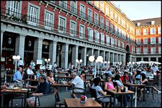 Plaza Mayor | Madrid | Spain