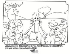 the great commission coloring page - sin coloring sheet coloring pages