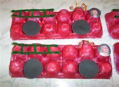 Image detail for -Fire Truck Craft for Preschool: Make Egg Carton Fire Trucks in Class ...