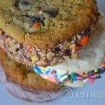 Fast Cool Summer Desserts: Semi-Homemade Ice Cream Sandwiches