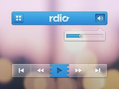Rdio  by Victor Erixon