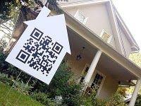 QR Code for real estate
