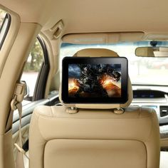 TFY Car Headrest Mount Holder for Amazon Kindle Fire HD 7-Inch Tablet