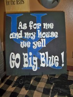 Primitive University of Kentucky Wildcats by wrightsweepingwillow, $18.00