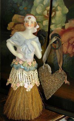 doll clothes, cloth brush, earli 1900s, brushes, diamond galleri