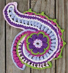 What is Irish Crochet?