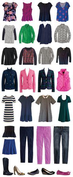 30 X 30 Wardrobe Challenge