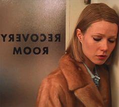 "Gwyneth Paltrow as Margot Tenenbaum in Wes Anderson's ""The Royal Tenenbaums"""