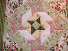 american beauty quilt block of the month | American Beauty BOM