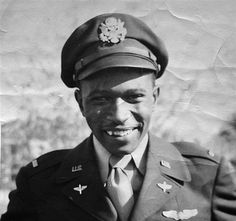 Stewart Fulbright is seen in an undated photo. Fulbright, a trailblazing black educator who piloted a bomber during World War II as one of the Tuskegee Airmen and was the first dean of the North Carolina Central University School of Business, died in Durham, N.C. on Jan. 1, 2012 after a short illness, according to his son, Edward. He was 92. ~Via Chere Brown