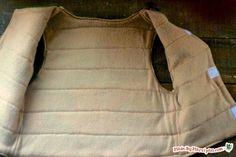 Free Vest Pattern for Kids