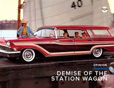 The Demise of the Station Wagon - Gear Patrol