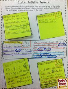 better answer, build better, kagan classroom, rund room, kagan math