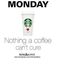Mondays & Coffee