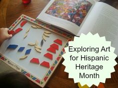 Celebrating Hispanic Heritage Month with #kids