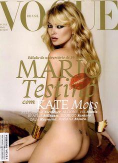 Vogue Brasil cover