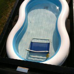 Fancy redneck pool