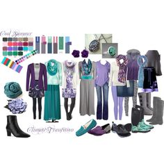 color analysi, color combos, summer color, outfit