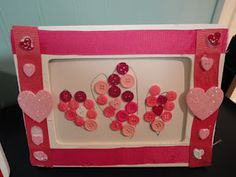 Valentine's Crafts or gift idea - cute and easy for kids to make