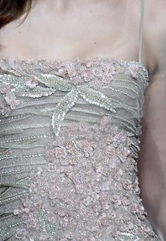 Stunning couture details!