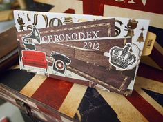 Scription Chronodex Weekly Planner 2012 #planner #diy #free #download