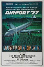 Florida Movie Posters: Airport '77, 1977; This was another movie that was filmed at Wakulla Springs, near Tallahassee.