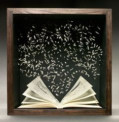 Su Blackwell's Book Sculptures...so cool!