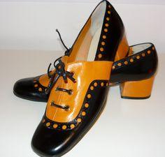 1960s mod shoes
