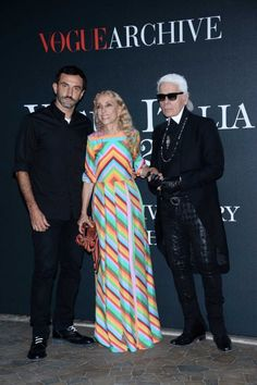 Vogue Italia celebrates 50th anniversary gallery - Vogue Australia