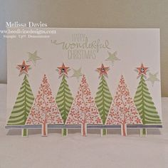 Bee Divine Designs - non traditional christmas colours