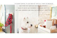 Jess Lively Dog Friendly Home Tour | Pretty Fluffy