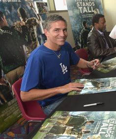 Jim Caviezel Photos: 'When the Game Stands Tall' Screening in LA