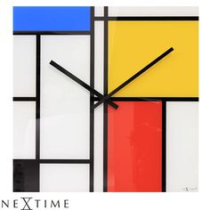 Nextime Time Lines Clock