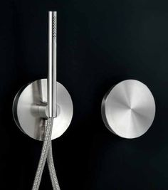 Circle series shower by CEA Design.