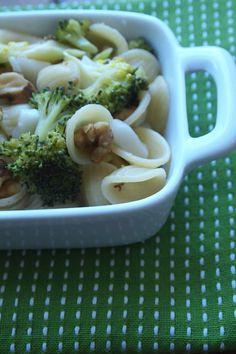 Broccoli and Walnut