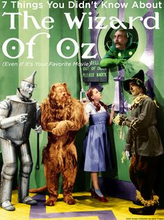 """Celebrate the anniversary of """"The Wizard of Oz"""": How much do you know?"""