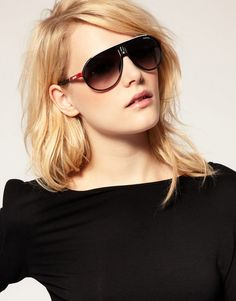 chic aviator sunglasses