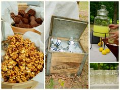 low country boil party ideas | Found on shophollydays.com