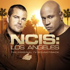 GIVEAWAY: WIN a copy of the NEW NCIS: Los Angeles Soundtrack - ENDS 5/3/2013