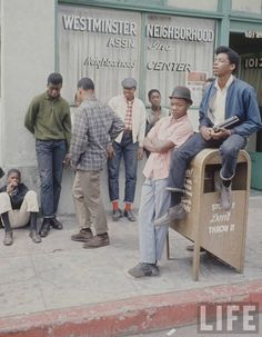 Los Angeles, 1966
