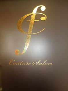 The door leading to Catan Fashion's Couture Salon. Catan Fashions is the largest destination bridal salon in the country. Located just minutes from Cleveland Hopkins Airport www.catanfashions.com