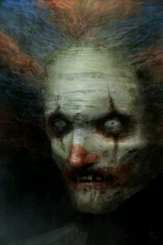 Clown from my dreams...