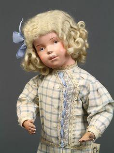 schoenhut in repro dress