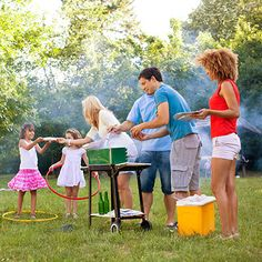 Chill and Grill on Memorial Day Weekend
