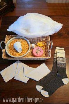 Door Draft Sock Materials to make one