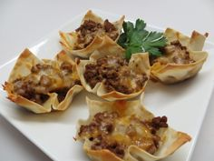 Wow!  These tasty tacos will disappear as fast as you pop them out of the oven!  The kids keep begging for more!  Great for any occasion.  http://www.achieve-life.com/won-ton-mini-tacos_recipe_2593.htm  #health #weightloss #recipe #appetizer #kid